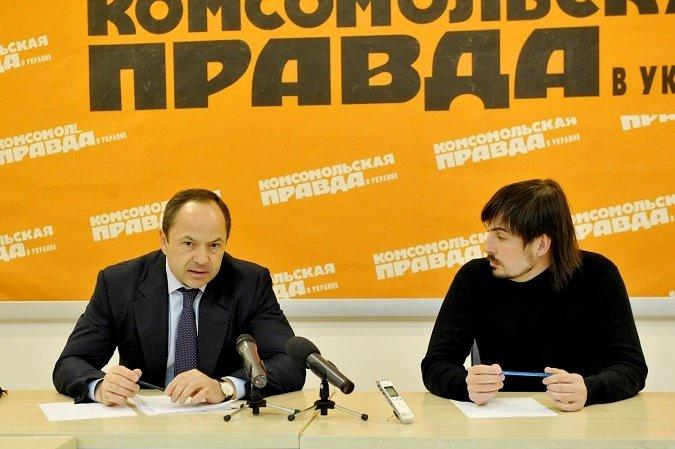 Сергей Тигипко о юго-востоке, новой Конституции, реформе власти и мечтах, фото-1