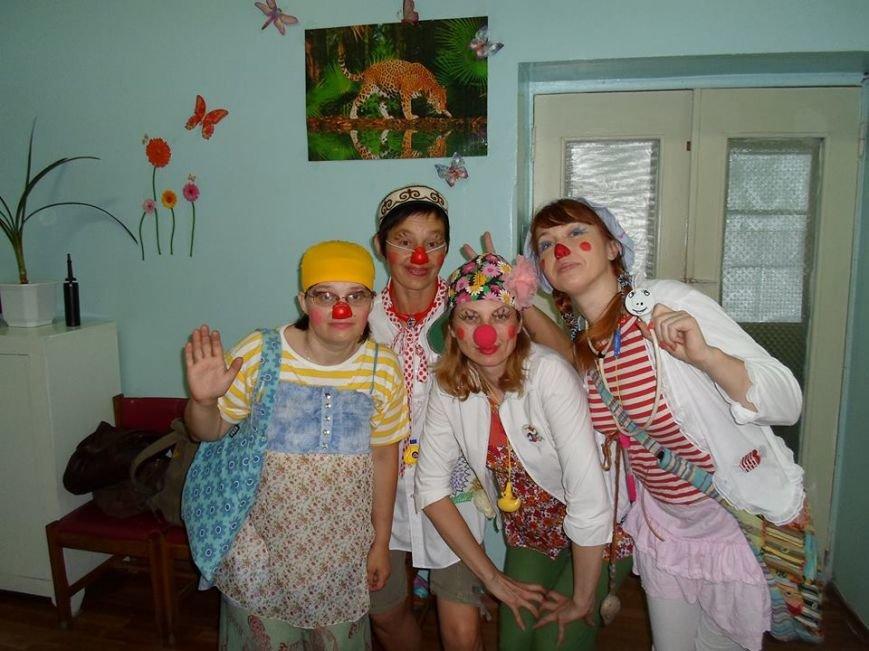 Больничная клоунада в Харькове: вернуть ребенку ощущение детства, фото-2