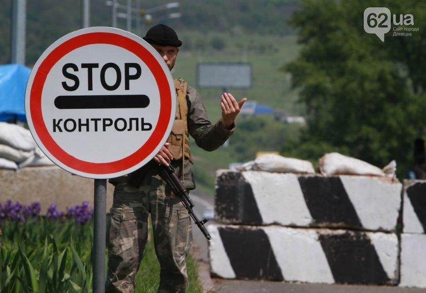 Въезд в Донецк со стороны Мариуполя взял под охрану батальон «Восток» (ФОТО, ВИДЕО), фото-6