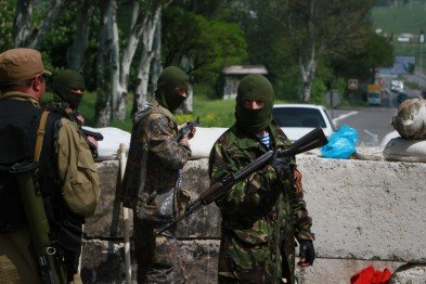 Въезд в Донецк со стороны Мариуполя взял под охрану батальон «Восток» (ФОТО, ВИДЕО), фото-7
