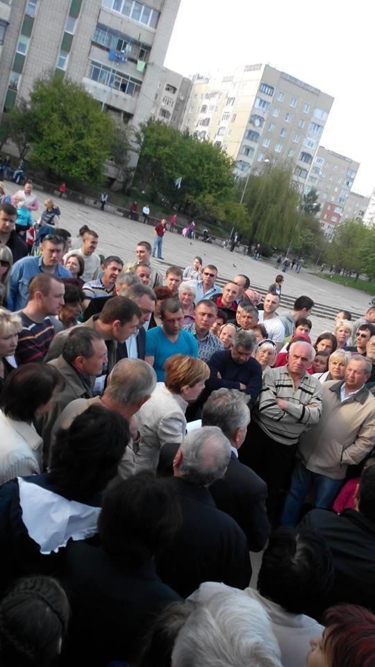 Мешканці Сихова вийдуть на протест через забудову біля школи, де вчаться їхні діти (ФОТО), фото-2
