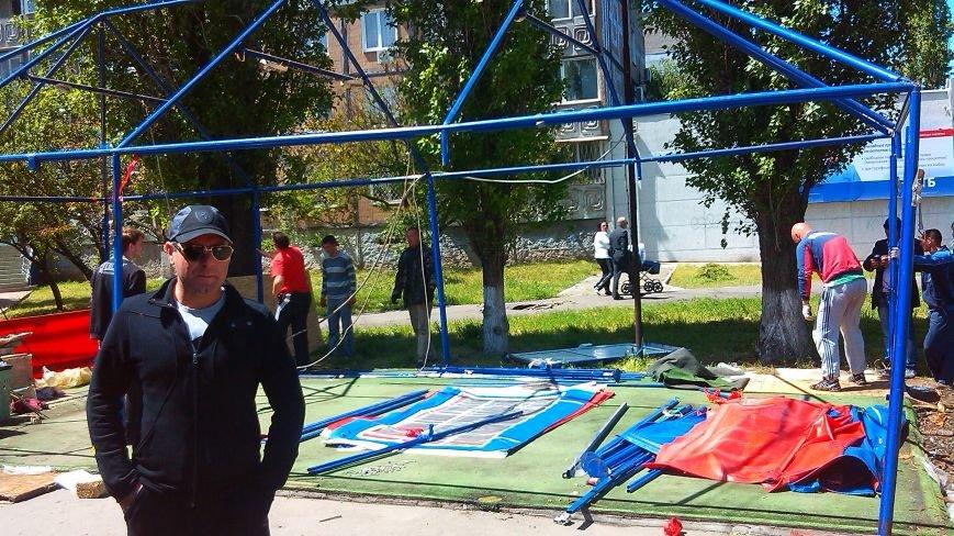 В Николаеве снесли «пивнуху»  на Комсомольской (ФОТО), фото-1