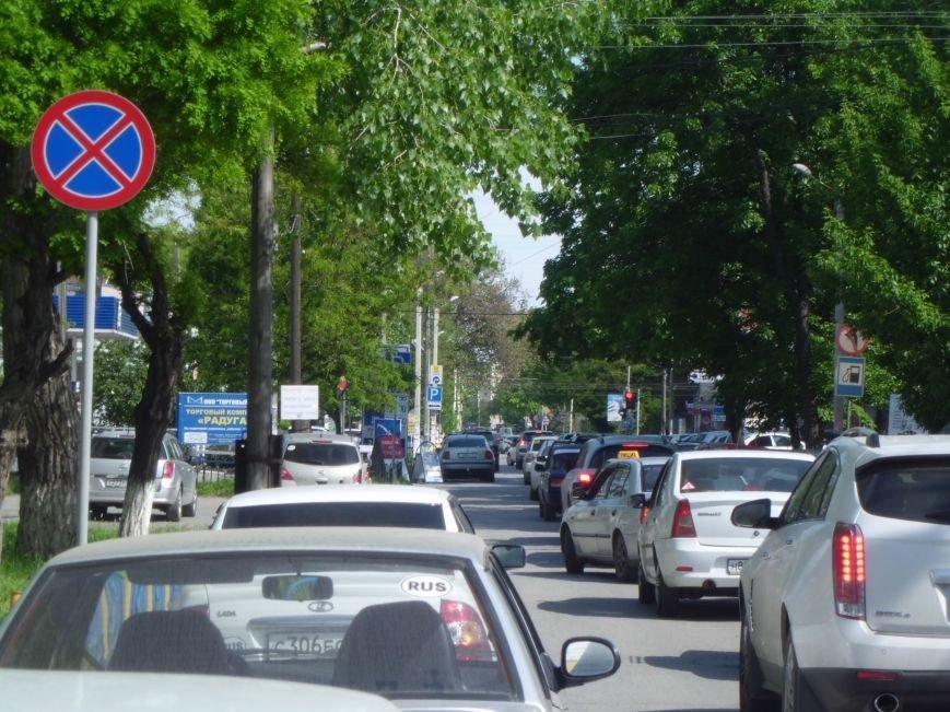 На штрафстоянку отправили инспекторы ГИБДД Таганрога несколько автомобилей с ул.Октябрьской (ФОТО), фото-3