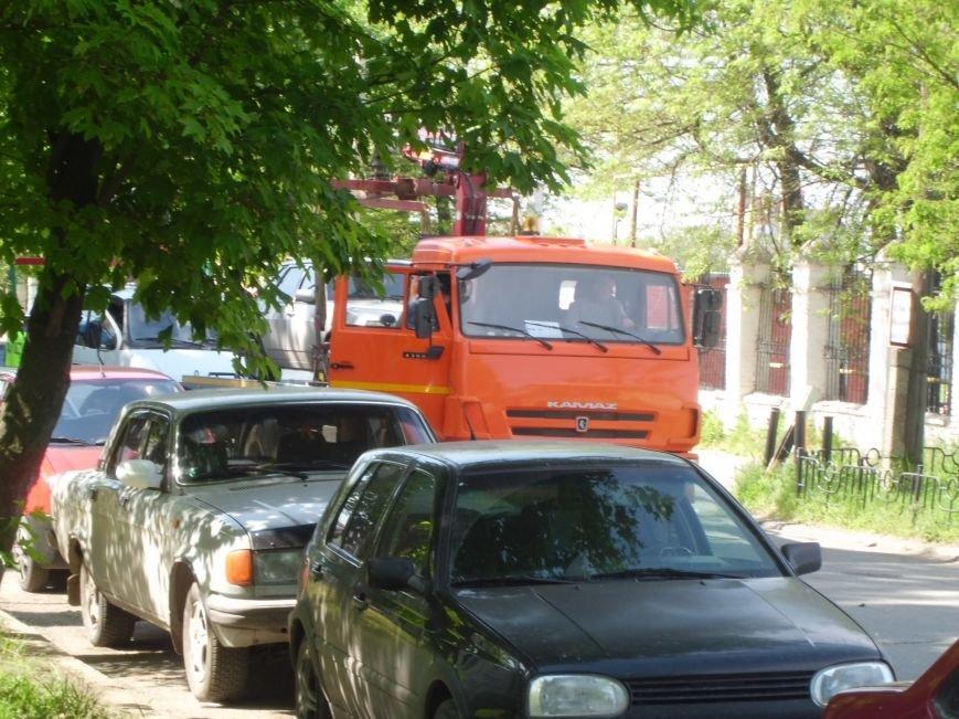 На штрафстоянку отправили инспекторы ГИБДД Таганрога несколько автомобилей с ул.Октябрьской (ФОТО), фото-6