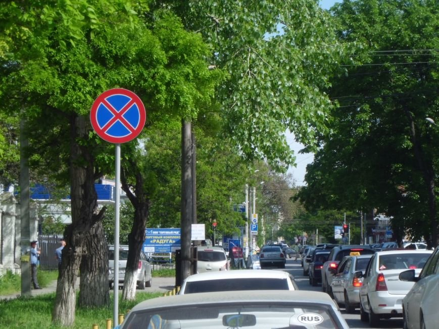 На штрафстоянку отправили инспекторы ГИБДД Таганрога несколько автомобилей с ул.Октябрьской (ФОТО), фото-5