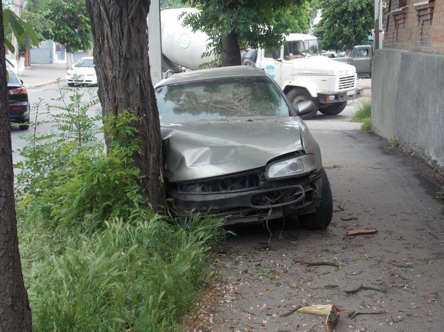 В центре Кировограда произошло серьезное ДТП (фото), фото-1