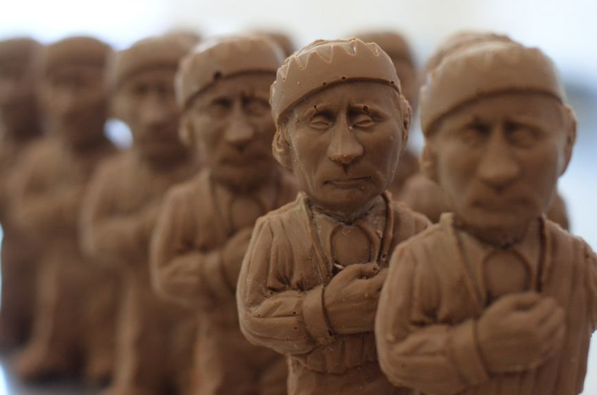 У Львові можна відкусити голову Путіну та виколоти йому очі (ФОТО), фото-1