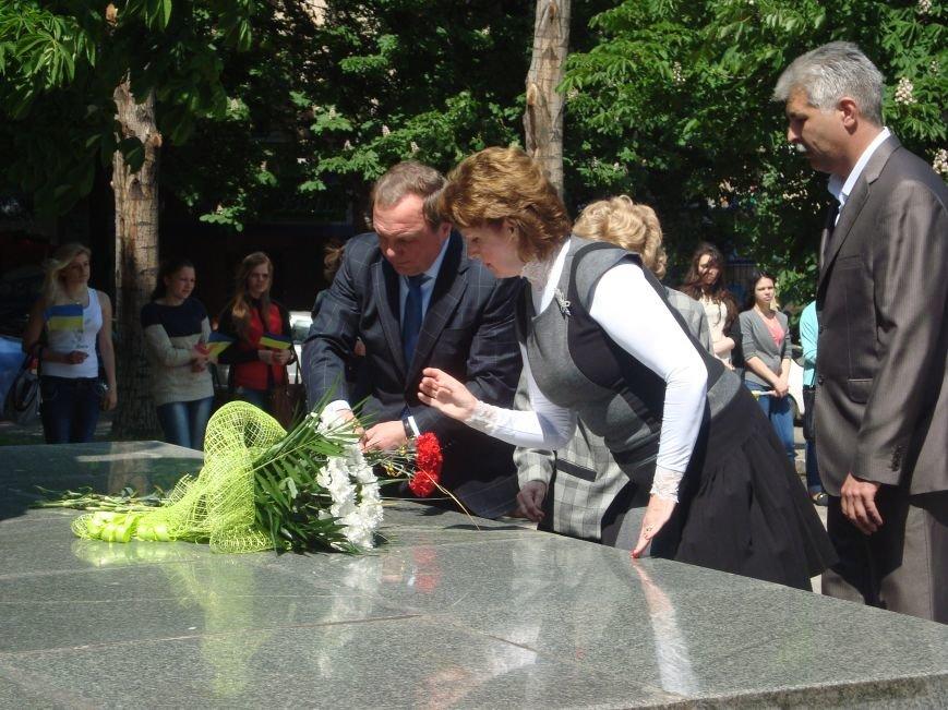 В Днепродзержинске в международный день семьи почтили матерей, фото-2