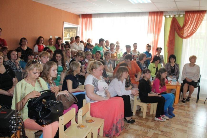 В Артемовске для юных талантов устроили фестиваль (ВИДЕО), фото-4
