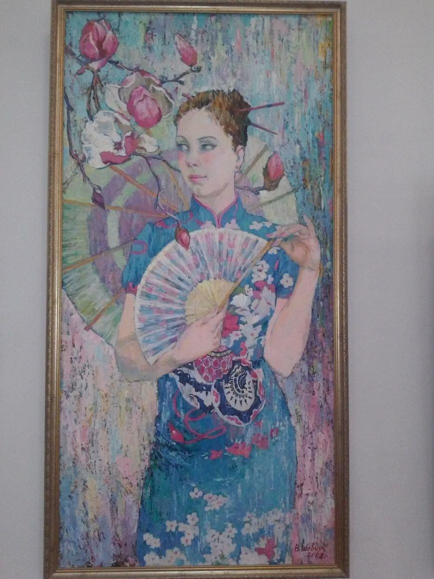 В Симферополе открылась выставка работ династии крымских художников (ФОТО), фото-3