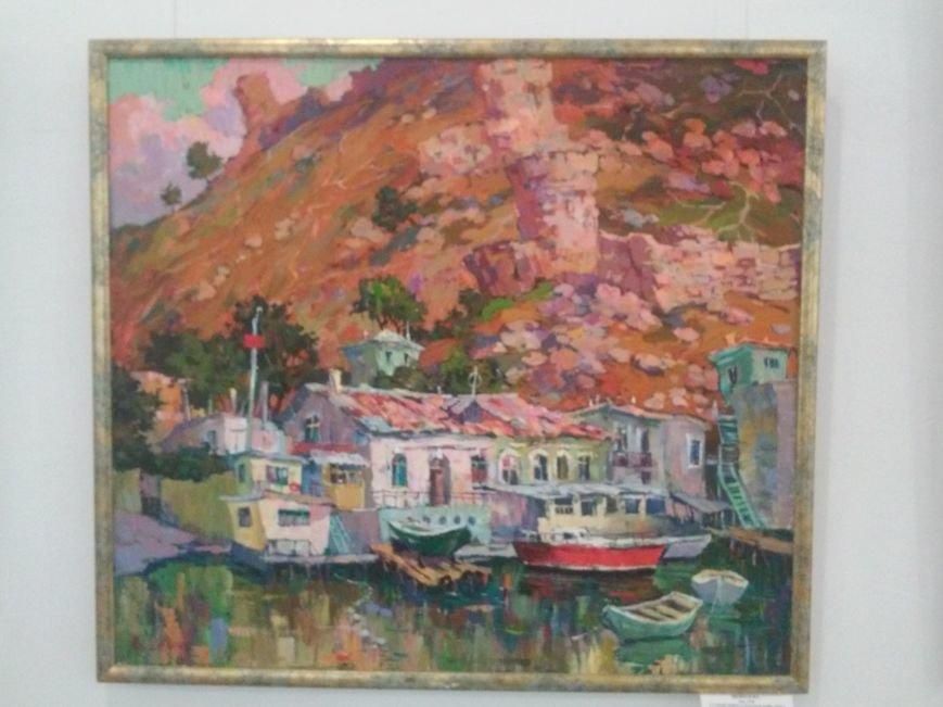 В Симферополе открылась выставка работ династии крымских художников (ФОТО), фото-4