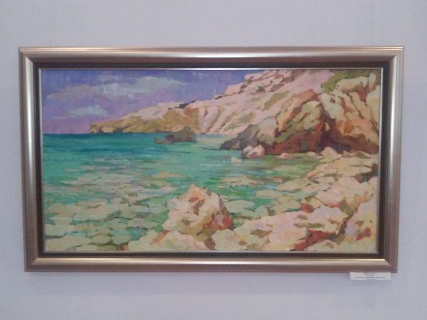 В Симферополе открылась выставка работ династии крымских художников (ФОТО), фото-5