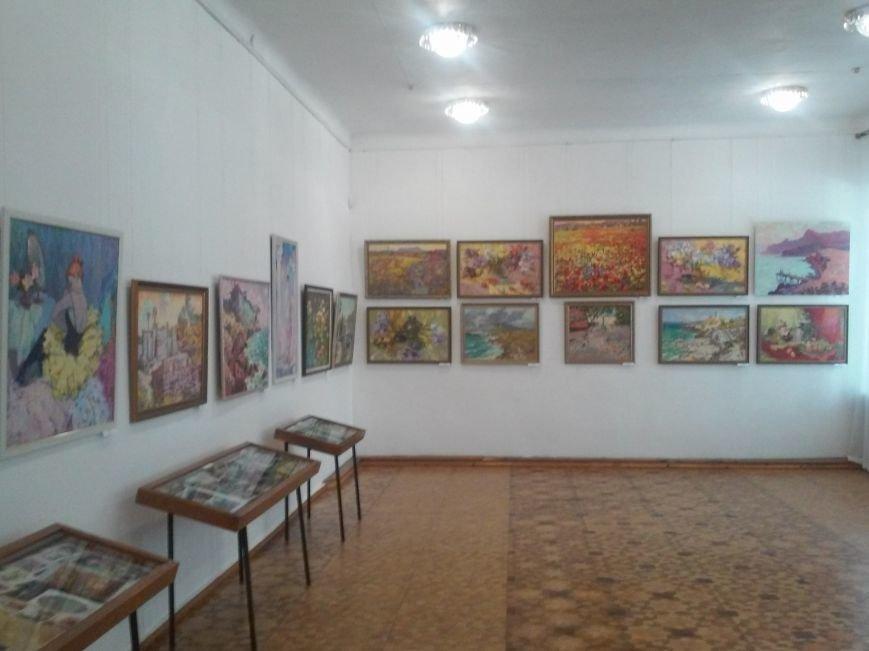 В Симферополе открылась выставка работ династии крымских художников (ФОТО), фото-9