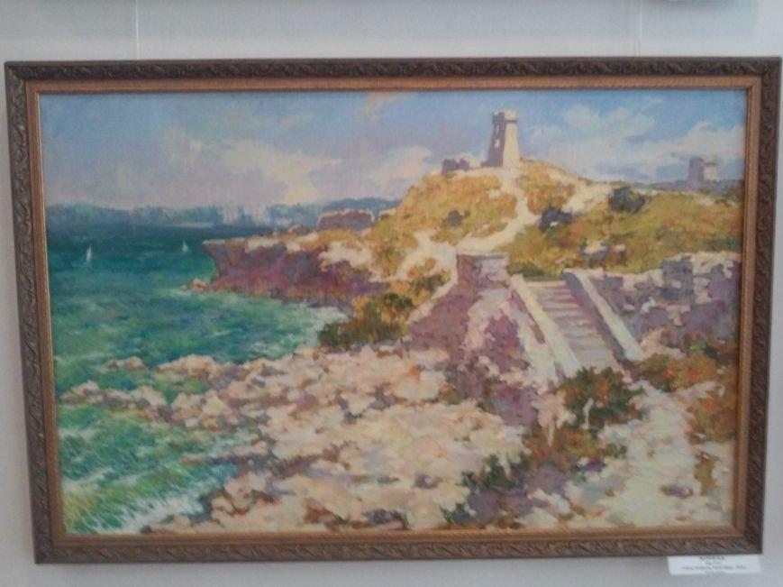 В Симферополе открылась выставка работ династии крымских художников (ФОТО), фото-2