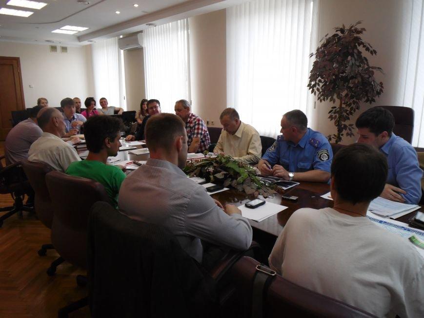 В Днепропетровске решается вопрос о выделении дорожных полос для велосипедистов (ФОТО), фото-4