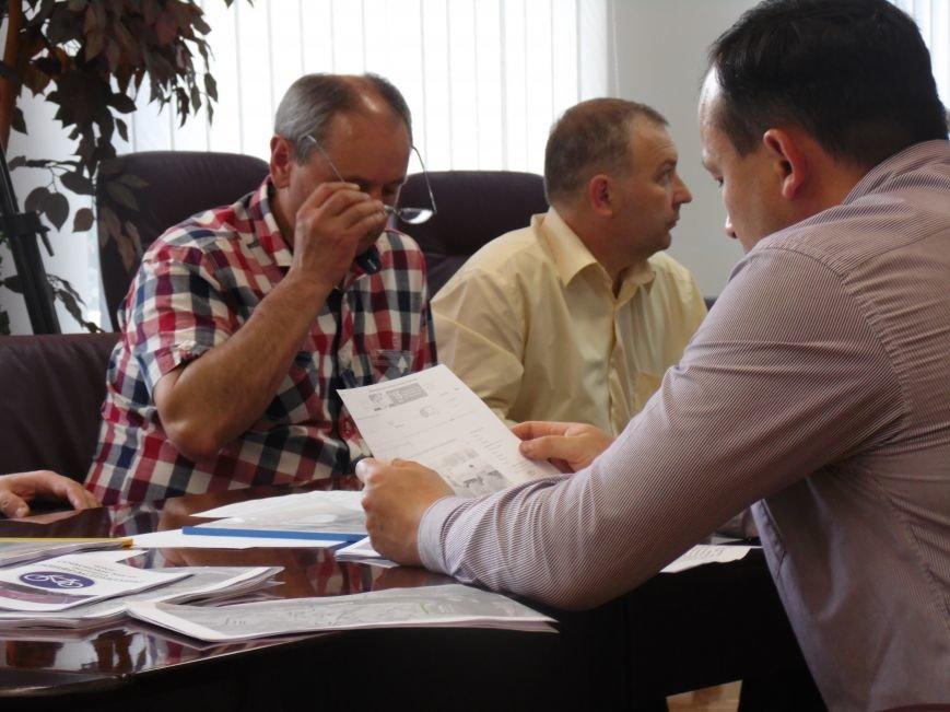 В Днепропетровске решается вопрос о выделении дорожных полос для велосипедистов (ФОТО), фото-5
