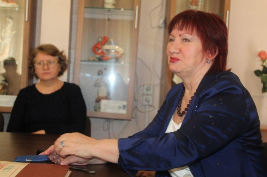 В Артемовском краеведческом музее обсудили перспективы развития и провели музейный квест, фото-2