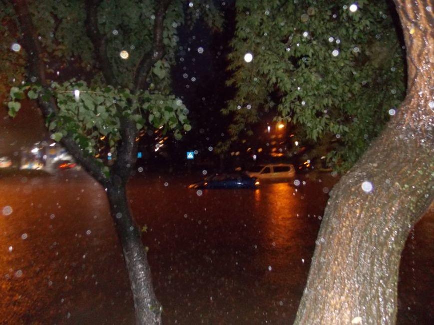 Вчора Тернопіль перетворився на Венецію (фото), фото-4