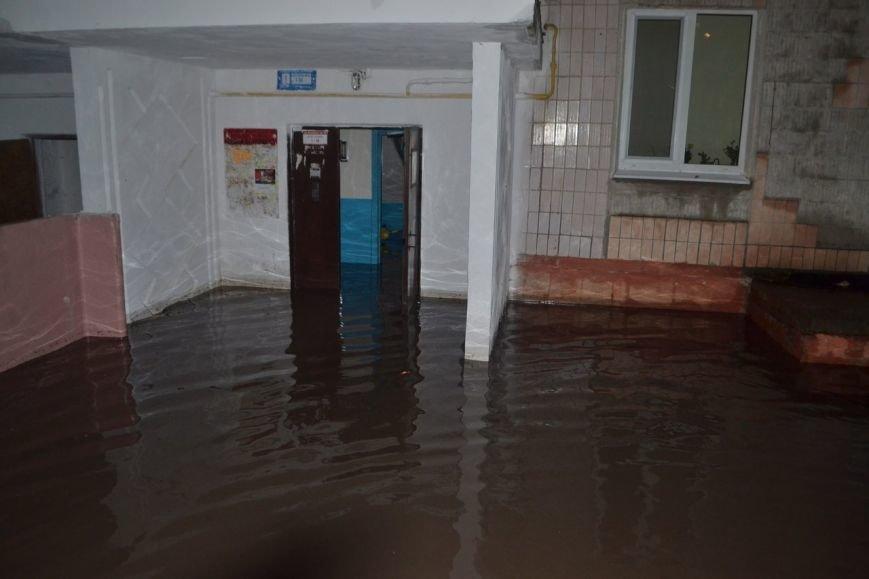 Вчора Тернопіль перетворився на Венецію (фото), фото-1