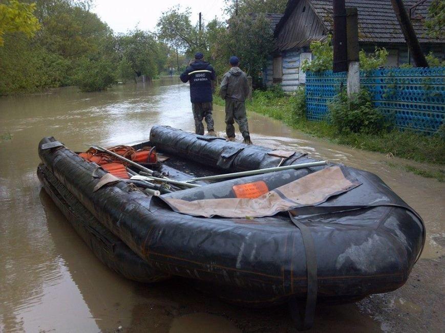 Результати водної стихії на Львівщині: затоплено десятки будинків і земельних ділянок (ФОТОРЕПОРТАЖ), фото-2
