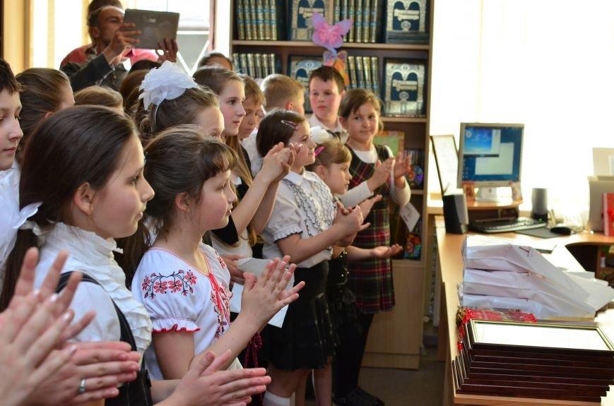 За стихи про семью наградили школьников из Днепродзержинска, фото-2