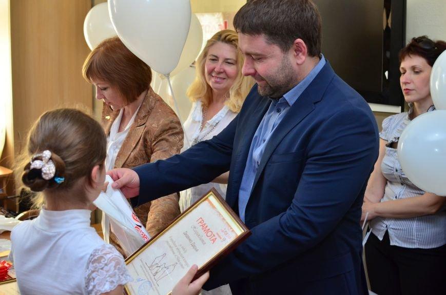 За стихи про семью наградили школьников из Днепродзержинска, фото-1