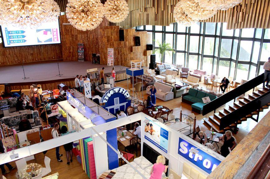 В Ялте открылась юбилейная Международная выставка мебели (ФОТО), фото-4