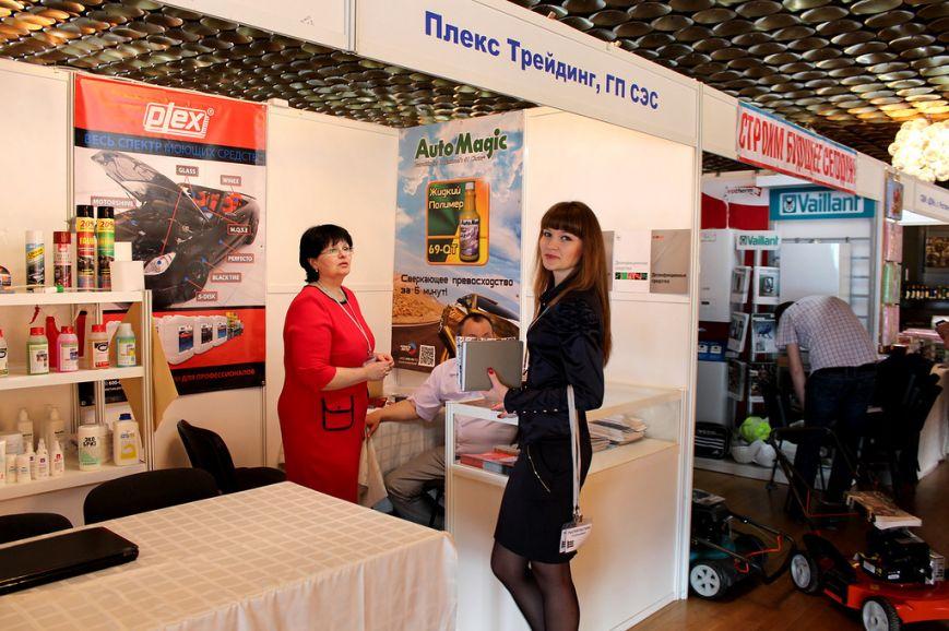 В Ялте открылась юбилейная Международная выставка мебели (ФОТО), фото-2