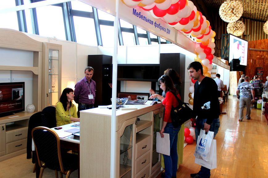В Ялте открылась юбилейная Международная выставка мебели (ФОТО), фото-1