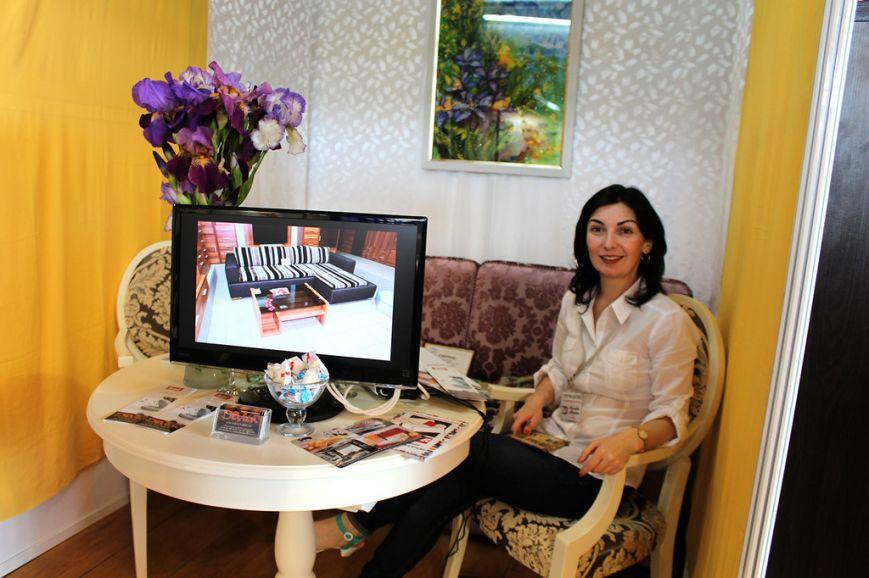 В Ялте открылась юбилейная Международная выставка мебели (ФОТО), фото-3