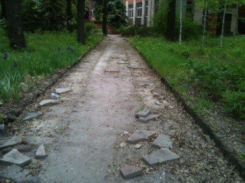 В Кривом Роге продолжают уничтожать спорткомплекс «Каскад» (ФОТО), фото-7