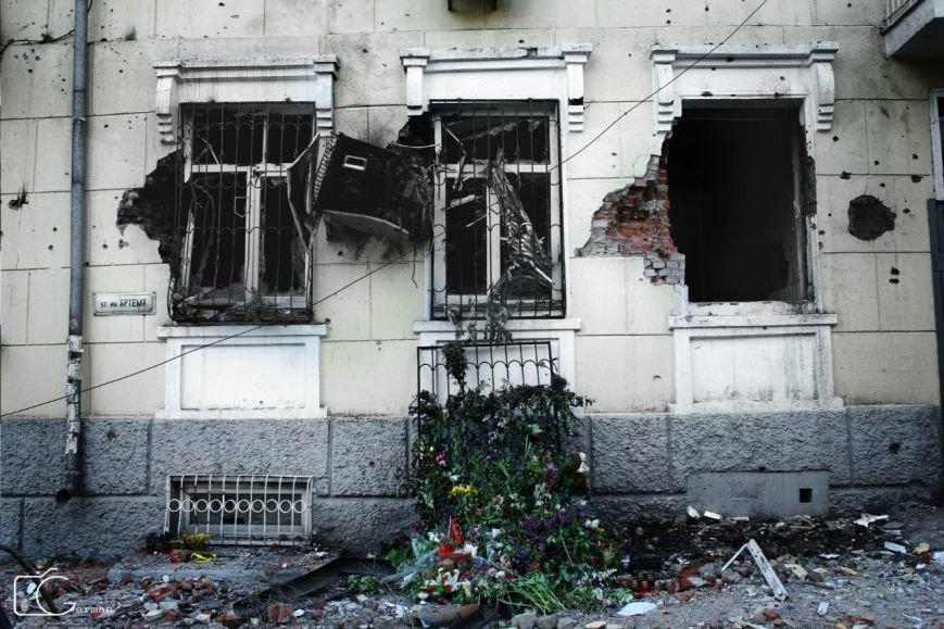 Мариуполь, опаленный войной, фото-7