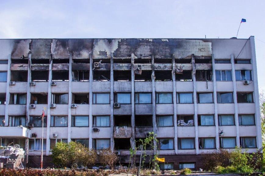 Мариуполь, опаленный войной, фото-12