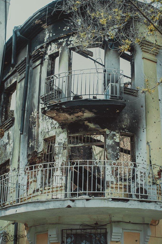 Мариуполь, опаленный войной, фото-6