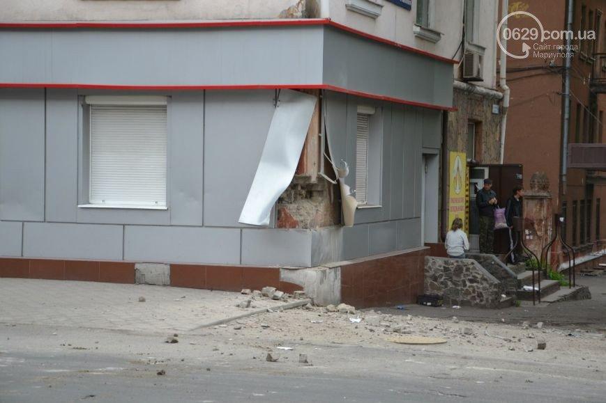 Мариуполь, опаленный войной, фото-28