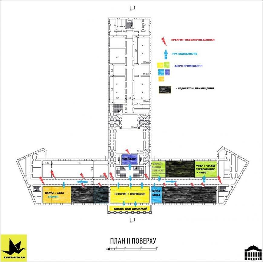 План 2-ого поверху