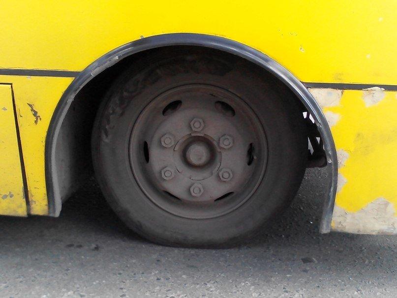 «Покращення» за 3 грн: відсутність чистоти та хамство в автобусі (ФОТО), фото-1