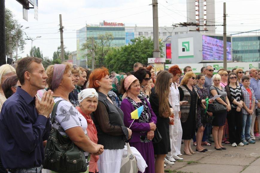 Криворожане различных конфессий объединились в молитве за Украину (ФОТО), фото-1