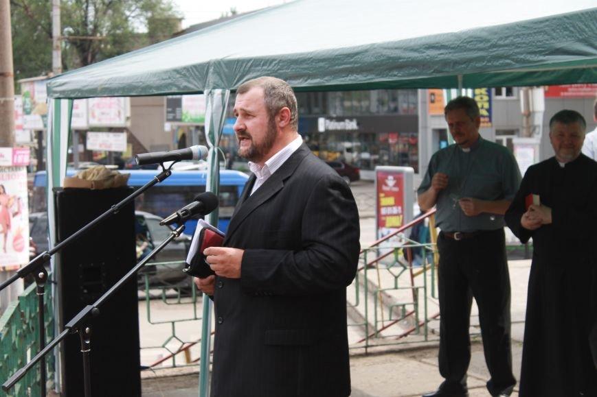 Криворожане различных конфессий объединились в молитве за Украину (ФОТО), фото-3