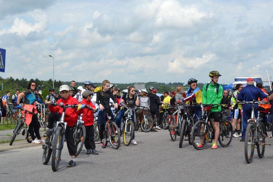 На Львівщині майже дві сотні велосипедистів досліджують прикордонні землі (ФОТО), фото-3
