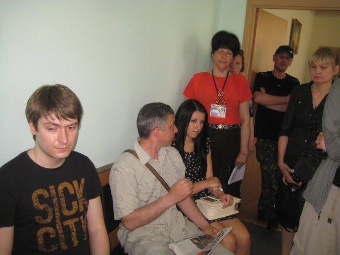 Лидеры ДНР пообещали, что покинут здание ОБОПа (ФОТО), фото-4
