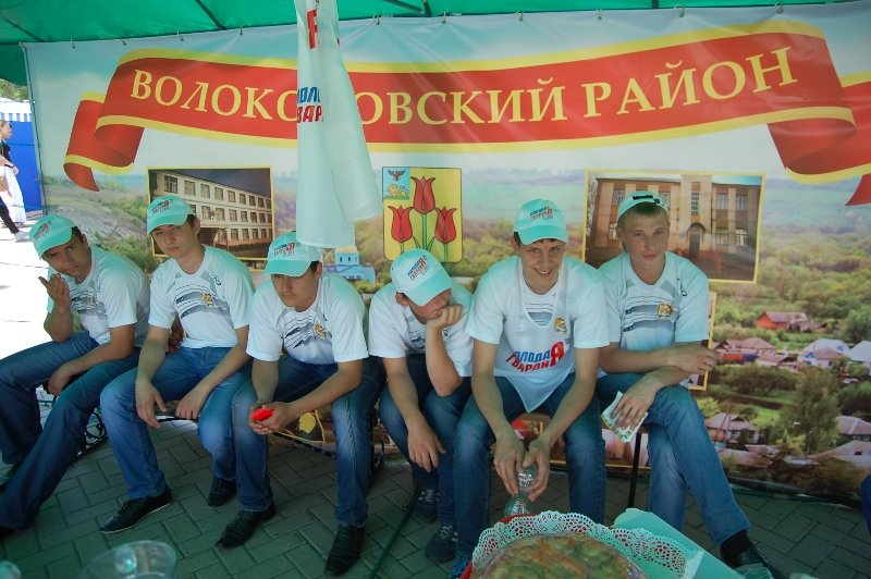 «Парад профессий» в Белгороде: Поросята и тракторы на Соборной площади, фото-2