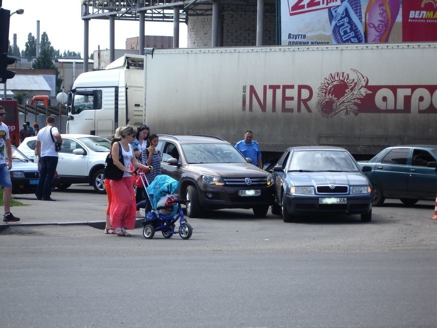 Вчера на улице Ковпака случилось ДТП (Фото), фото-3