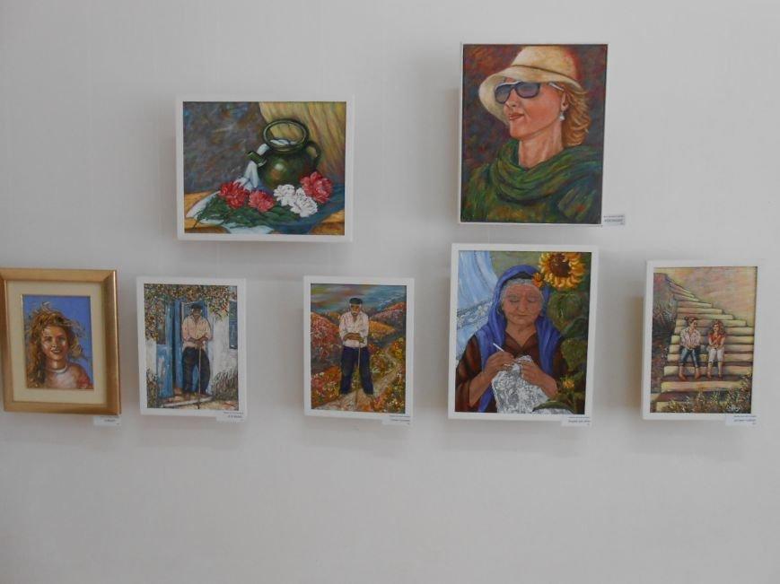 Тернополянка у буремні 90-ті виїхала «на заробітки» до Греції і стала відомою у світі художницею (фото), фото-2