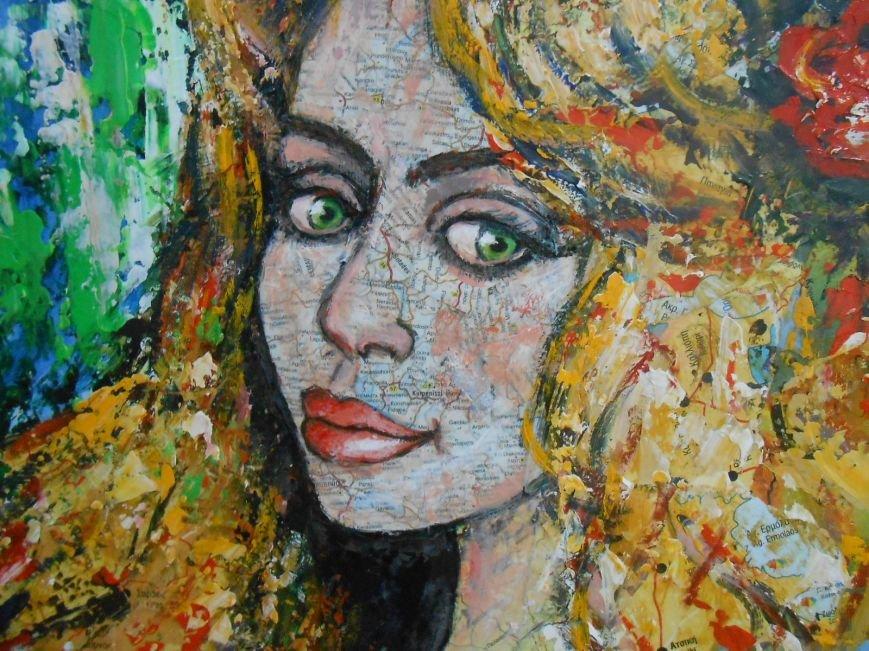 Тернополянка у буремні 90-ті виїхала «на заробітки» до Греції і стала відомою у світі художницею (фото), фото-1