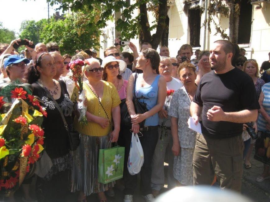 В Мариуполе  представители ДНР переименовали улицу Георгиевскую в  «Героев 9 мая» (ФОТО), фото-4
