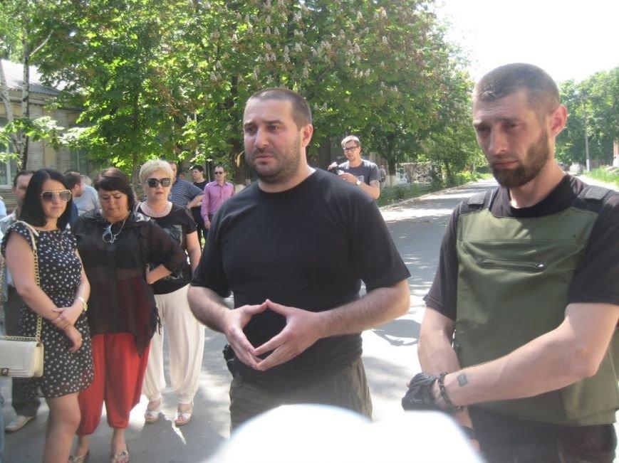В Мариуполе  представители ДНР переименовали улицу Георгиевскую в  «Героев 9 мая» (ФОТО), фото-1