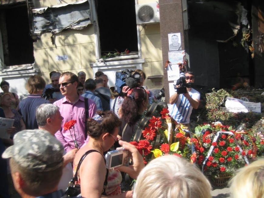 В Мариуполе  представители ДНР переименовали улицу Георгиевскую в  «Героев 9 мая» (ФОТО), фото-5