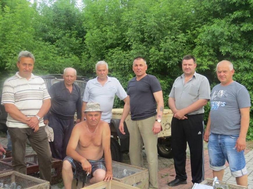 260 км преодолел почтовый голубь из Днепродзержинска, фото-3