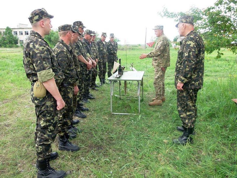 На Кіровоградщині триває формування та бойове злагодження підрозділів батальйону територіальної оборони (фото), фото-1